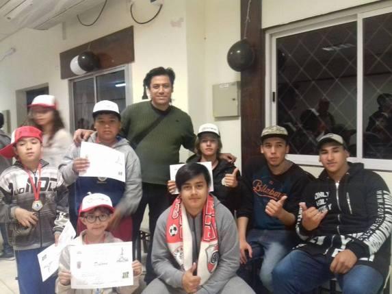 La delegación de Torre Negra, Villa Obrera, Centenario, Neuquén