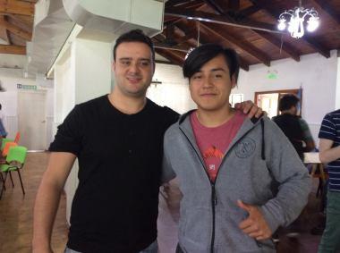 Miguel y Pepe Cuenca