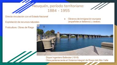 Movimientos migratorios.3- 2° Jornada de Historia Local