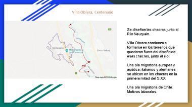 Movimientos migratorios.4- 2° Jornada de Historia Local