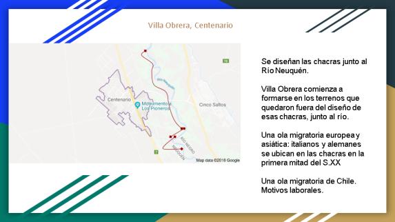 Movimientos migratorios.6- 2° Jornada de Historia Local