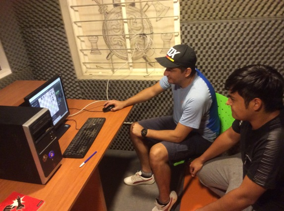 Juan Alvarado y Miguel Quintana: clases de alto rendimiento
